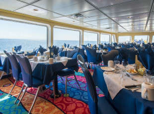 Delicious Sunset Dinner Cruises